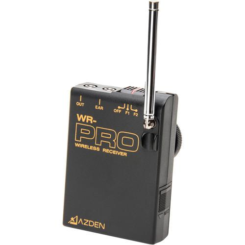 Azden  WR-PRO VHF Receiver for Pro Series WR-PRO