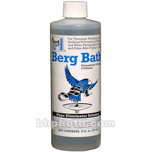 Berg Bath Hypo & Toning Solution Eliminator BBATH