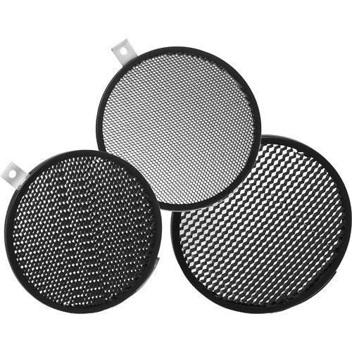 Bowens  Honeycomb Grid Set (3) for Bowens BW-1864