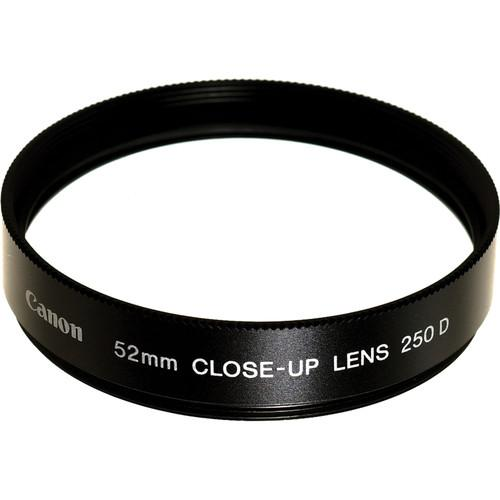 Canon  52mm 250D Close-up Lens 2819A001