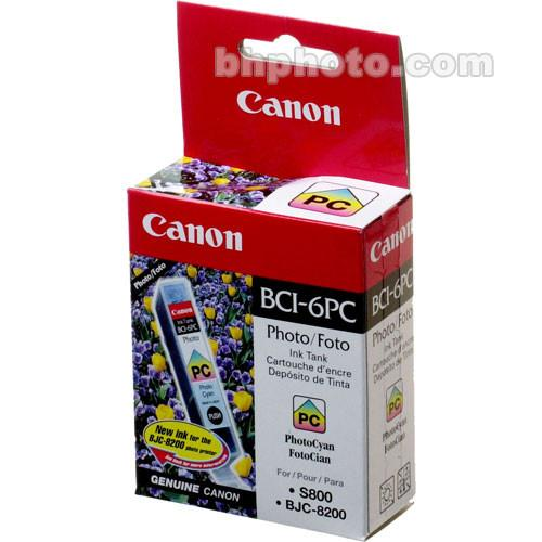 Canon  BCI-6PC Photo Cyan Ink Tank 4709A003