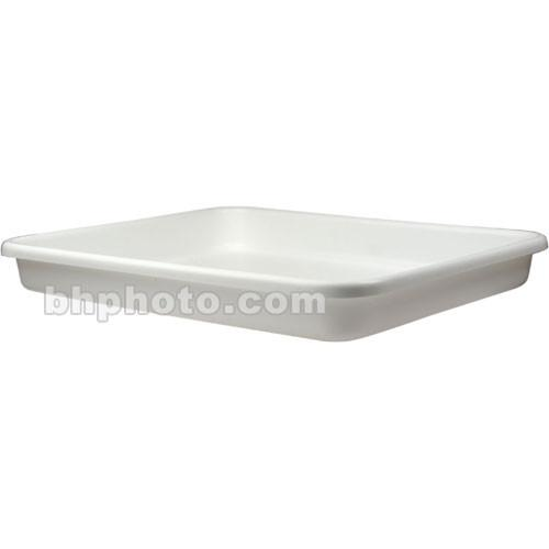Cescolite Heavy-Weight Plastic Developing Tray (White) - CL1822T