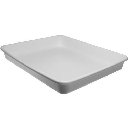Cescolite Heavy-Weight Plastic Developing Tray (White) - CL2328T
