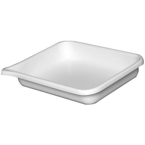 Cescolite Heavy-Weight Plastic Developing Tray (White) - CL57T