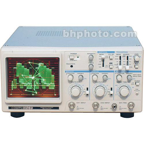 Compuvideo SVR-1100SDI Waveform and Vectorscope, SDI SVR-1100