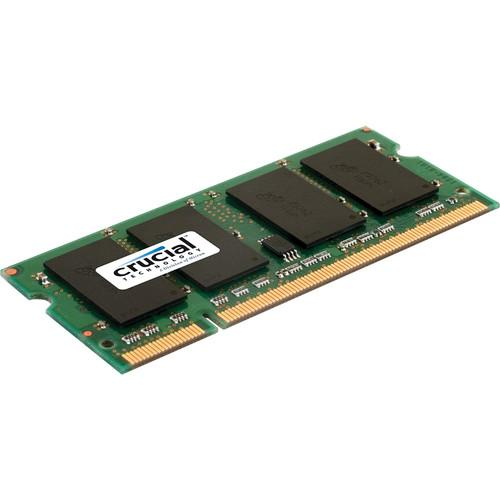 Crucial 4GB SO-DIMM Memory Upgrade for Notebook CT51264AC800