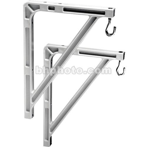 Da-Lite  40933 #23 Wall Mount Brackets 40933