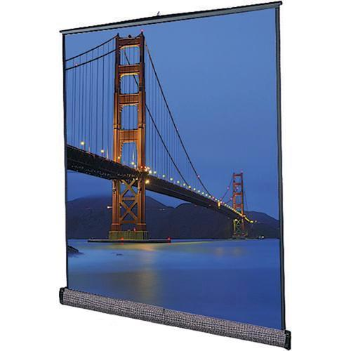 Da-Lite 76176 Floor Model C Manual Front Projection Screen 76176