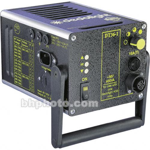 Dedolight  400 Watt Power Supply DT36-1