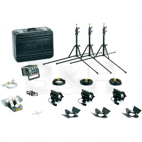 Dedolight  Basic 3-Light Kit K24B