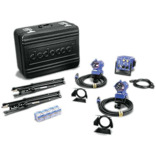 Dedolight  Dedocool Standard 2-Light  Kit COOLSET