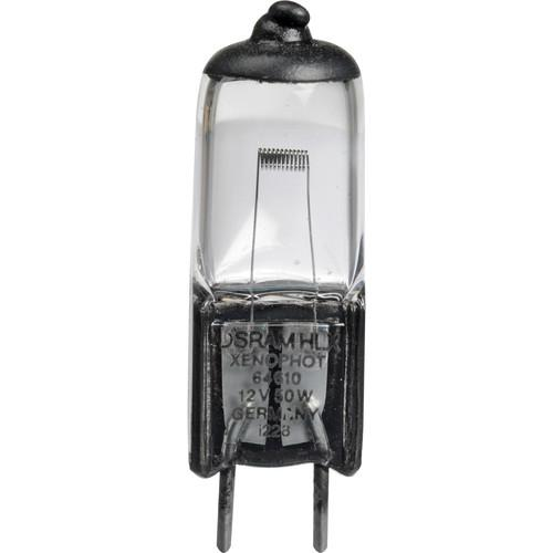 Dedolight Lamp - 50 watts/12 volts - for 100W Lamp Heads DL50