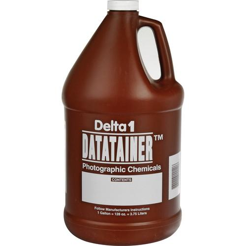 Delta 1 Datatainer Chemical Storage Bottle 128-oz 11140