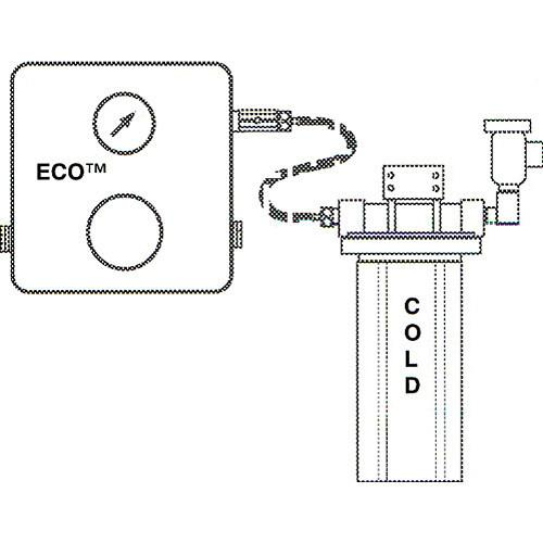 Delta 1  Eco Vacuum Breaker with Fittings 65165