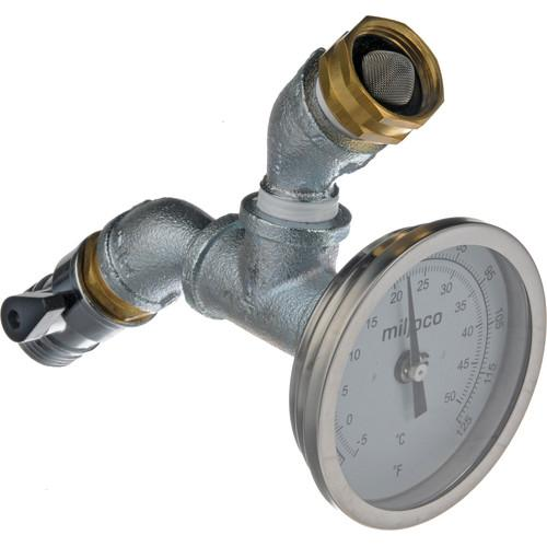 Delta 1  Water Temp II Gauge 65010