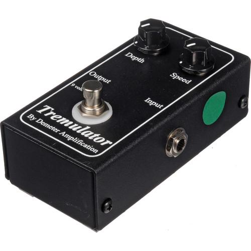 Demeter TRM-1 - The Tremulator Tremolo Pedal TRM-1
