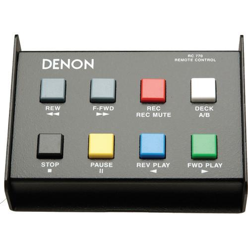 Denon RC770TW Remote Control for DN770 and DN770RM RC770TW