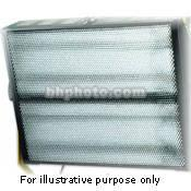 DeSisti Eggcrate for De-Lux 4 x 55W - 1/4