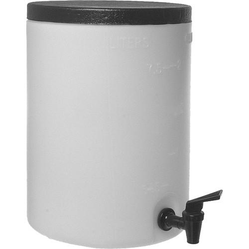 Doran Plastic Storage Tank (2 Gallon) with Floating Lid