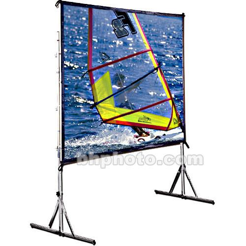 Draper 218077 Cinefold Folding Portable Projection Screen 218077