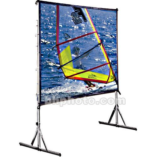 Draper 218079 Cinefold Folding Portable Projection Screen 218079