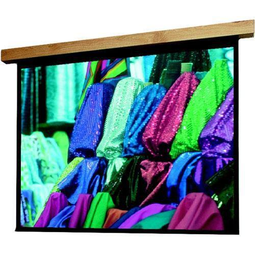 Draper Artisan/Series E Motorized Projection Screen