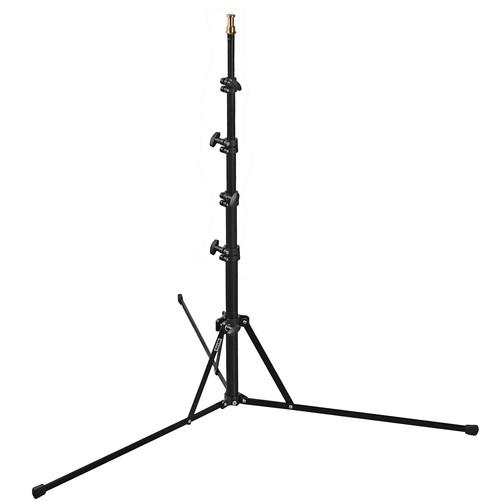 Dynalite Compact Lightweight Light Stand (Black, 6.5') 0470