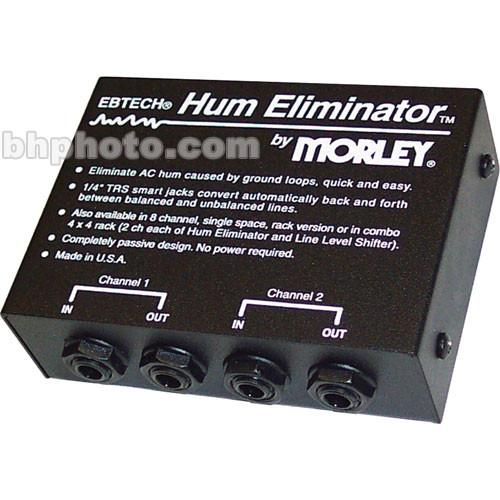 Ebtech  HE-2 - Dual Channel Hum Eliminator HE-2
