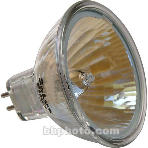 Eiko Solux Lamp - 50 watts/12 volts - 4100K, 10-Degrees 18011