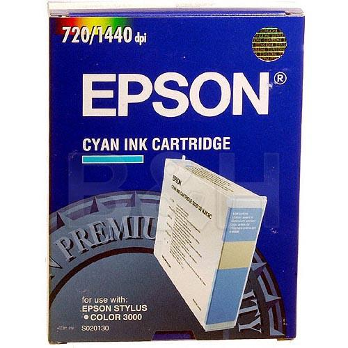 Epson  S020130 Cyan Ink Cartridge S020130