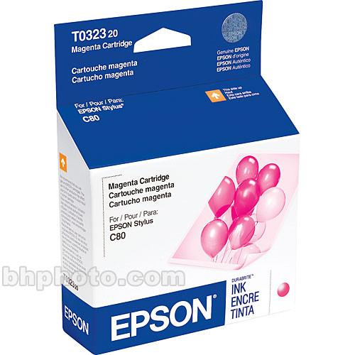 Epson  T032320 Magenta Ink Cartridge T032320