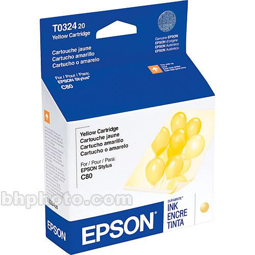 Epson  T032420 Yellow Ink Cartridge T032420