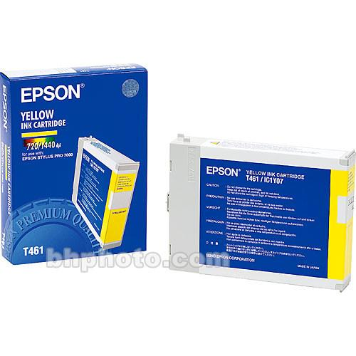 Epson  Yellow Cartridge T461011