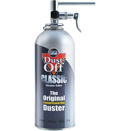 Falcon Dust-Off Kit with Chrome Nozzle (100% Ozone Safe) FGS