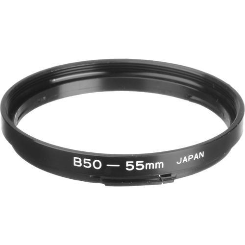 General Brand Bayonet 50-55mm Step-Up Ring B50-55