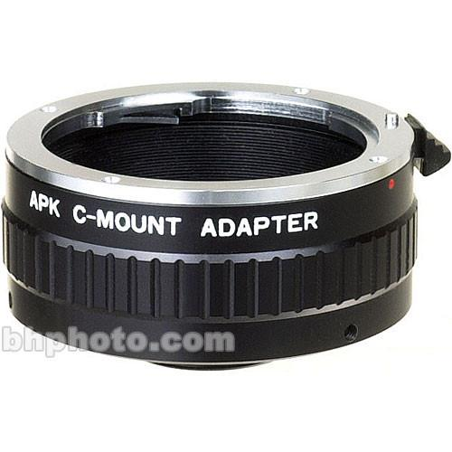 General Brand  C-Mount Adapter for Pentax K Lens