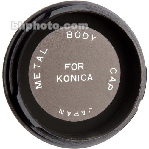 General Brand  Metal Body Cap for Konica