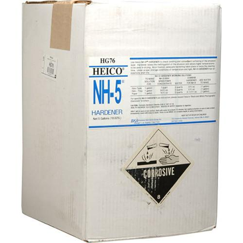 Heico Hardener for NH-5 Fixer (Liquid) for Black & HG76