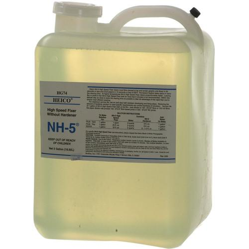 Heico NH-5 Fixer without Hardener (Liquid) for Black & HG74