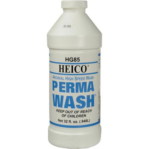 Heico Perma Wash (Liquid) for Black & White Film & HG851