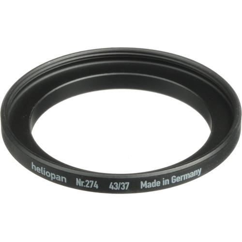 Heliopan  37-43mm Step-Up Ring (#274) 700274