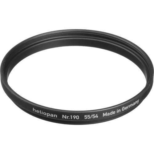 Heliopan  54-55mm Step-Up Ring (#190) 700190