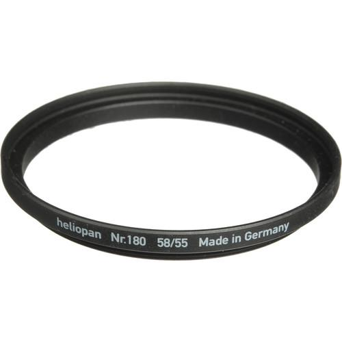 Heliopan  55-58mm Step-Up Ring (#180) 700180