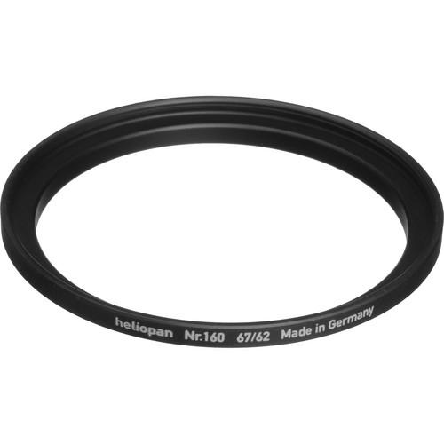 Heliopan  62-67mm Step-Up Ring (#160) 700160
