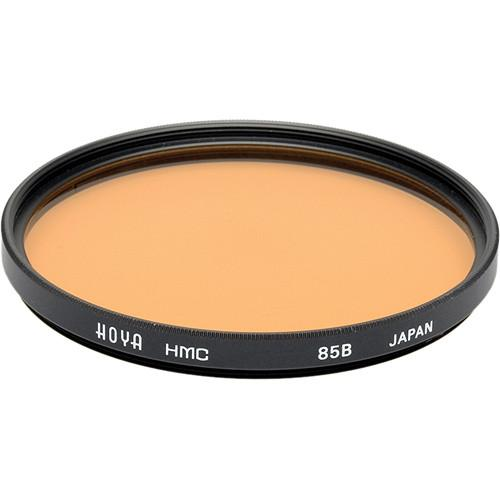 Hoya 55mm 85B Color Conversion Hoya Multi-Coated A-5585B-GB