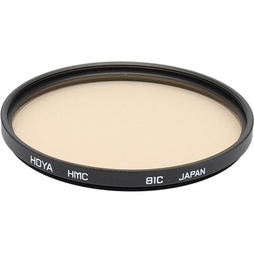 Hoya 58mm 81C Color Conversion (HMC) Multi-Coated A-5881C-GB