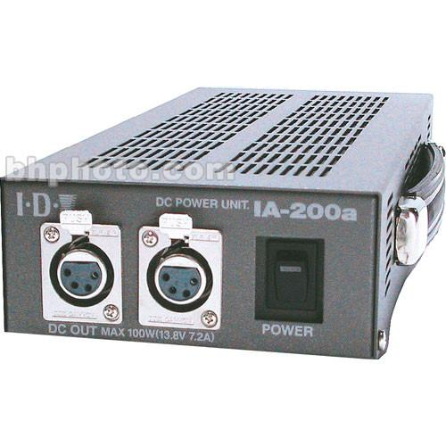 IDX System Technology IA-200A Dual Channel Camera Power IA-200A