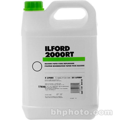 Ilford 2000 RT Fixer Replenisher (Liquid) for Black 1758524