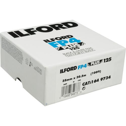 Ilford FP4 Plus Black and White Negative Film 1649734