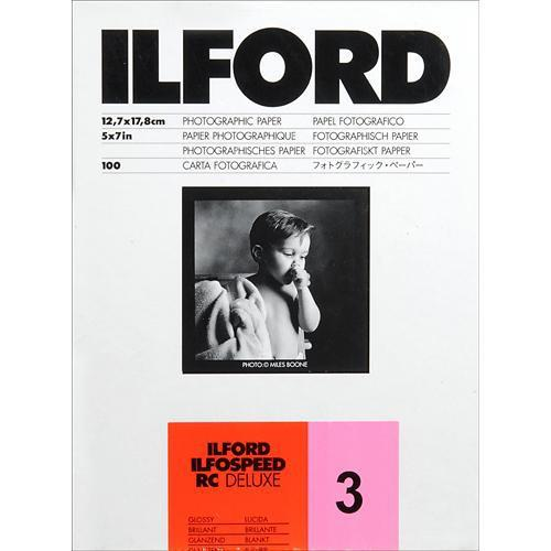 Ilford  ILFOSPEED RC DeLuxe Paper 1605431